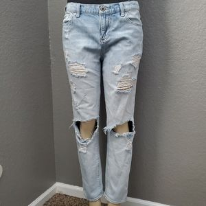 Lucky Brand. Handcrafted 1990 Jeans. Sienna Slim
